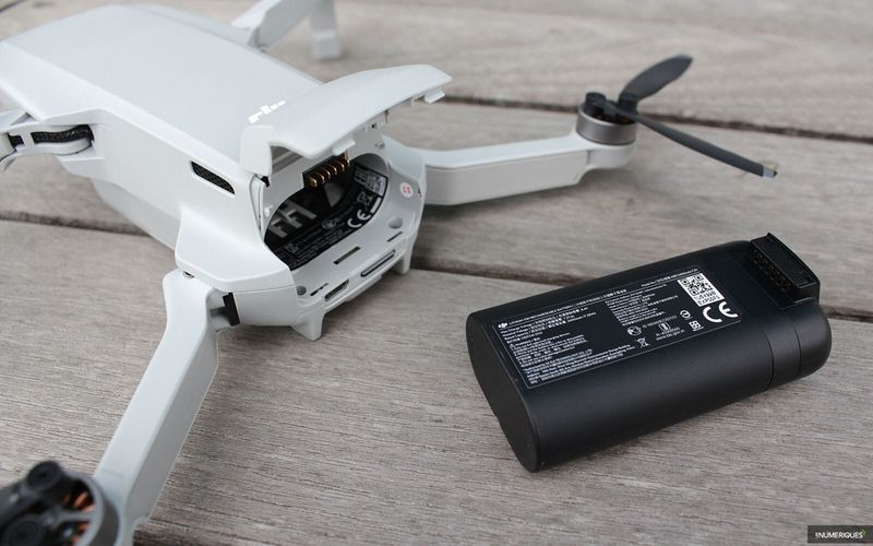 DJI Mavic Mini batterie