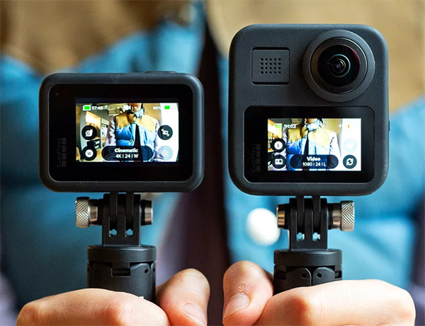 GoPro hero8 - GoPro max