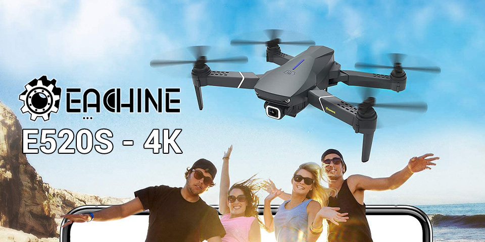 Drine Eachine E520S