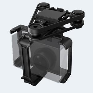 D85 Compatible avec la caméra d'action