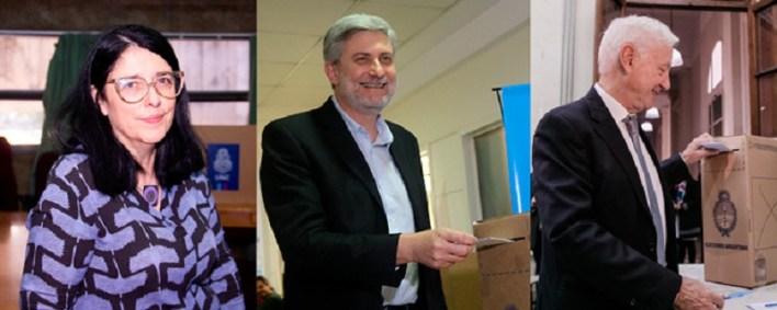 Elecciones UNC Rectores prensa UNC