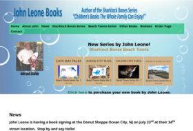 John-Leone-Books