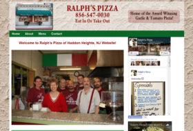 Ralphs-pizza
