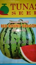 SEMANGKA RED ROUND DRAGON