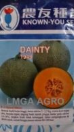 Jual Bibit Melon Dainty F1-Known You Seed