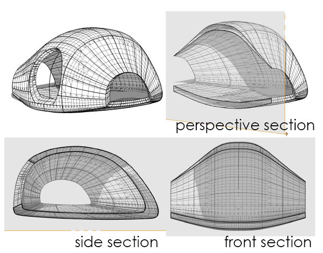 Sketchup Sections