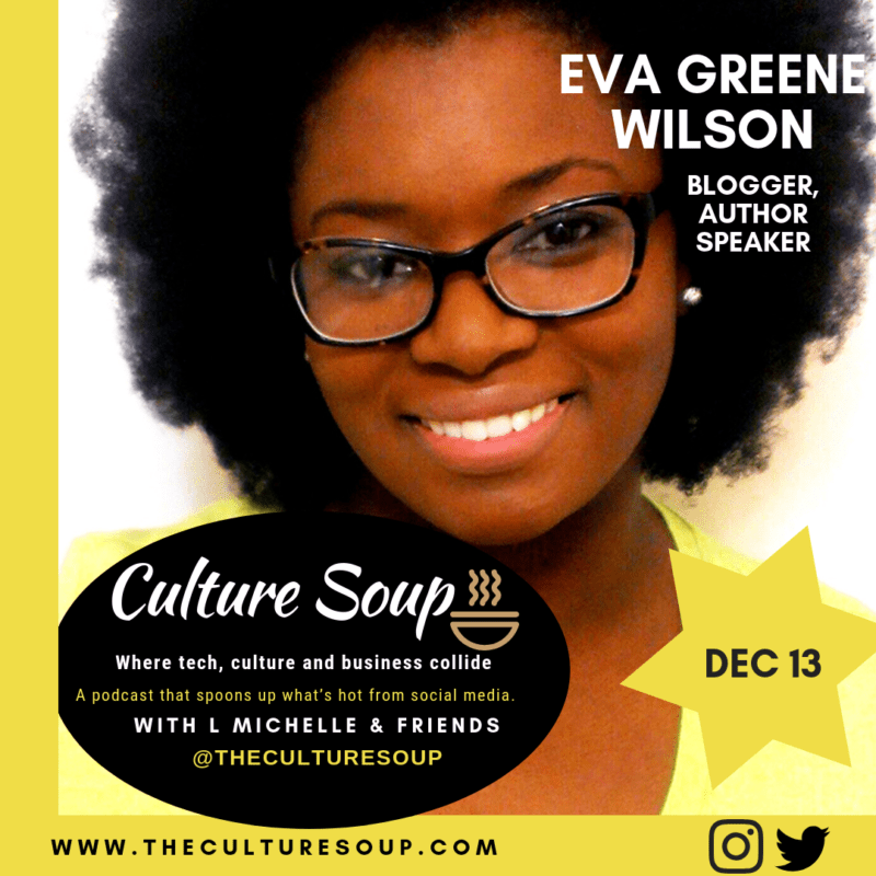 Ep 7: Blogging: A Family Affair, Eva Greene Wilson, AKA SocaMom