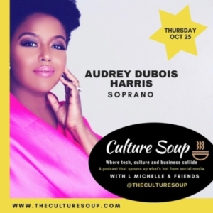 The Queen of Soul's Favorite Soprano–Audrey DuBois Harris
