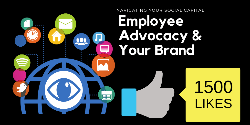 Is Employee Advocacy at Odds with Building Your  Personal Brand?