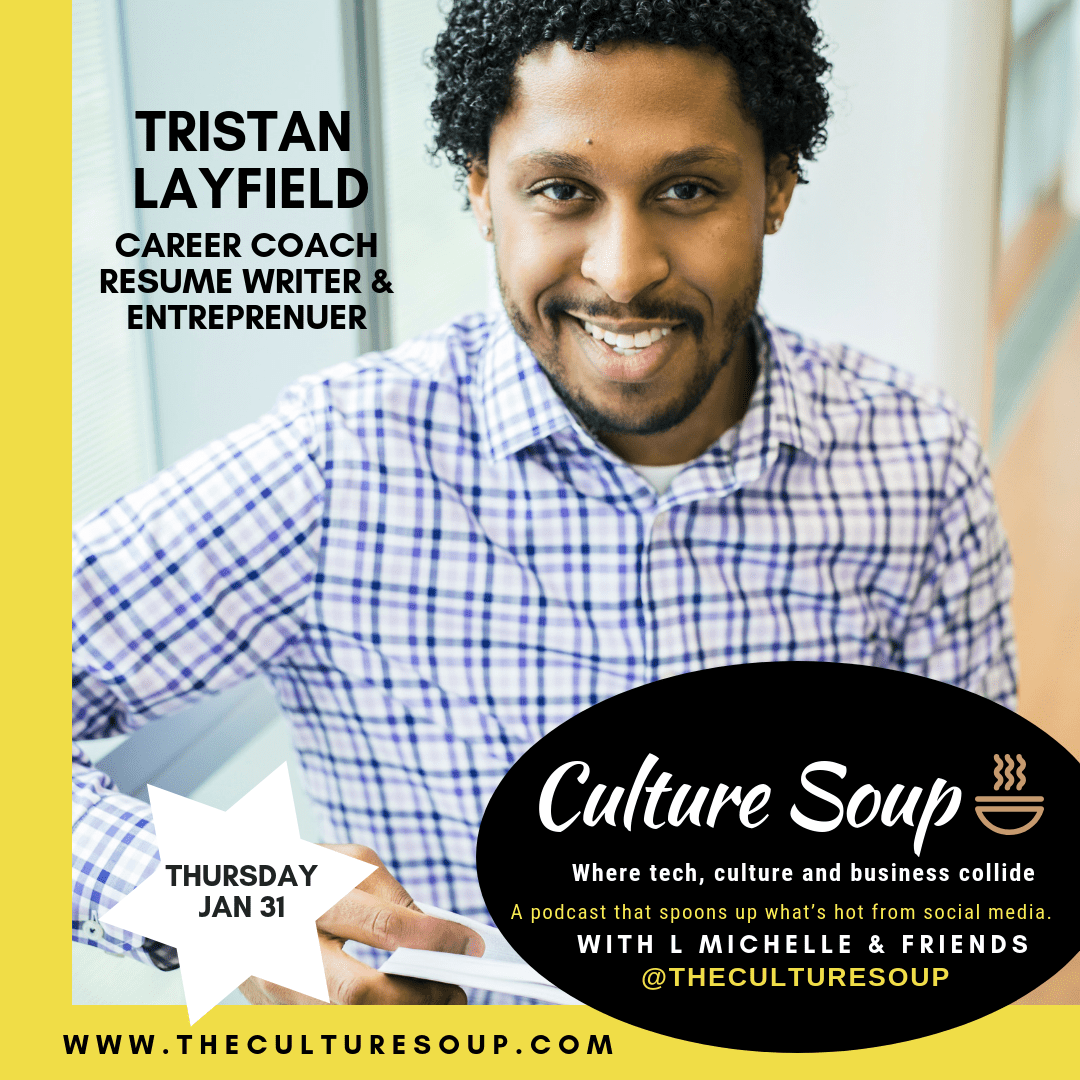 Ep 14: Career Resolutions:  with Tristan Layfield