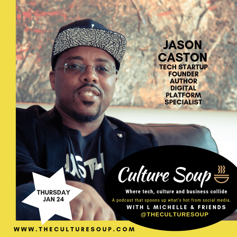 Ep 13: Authoring Your Own Path with Jason Caston