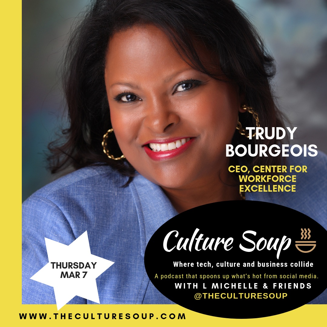 Ep 20: Authentically SHE Pt 2 with Trudy Bourgeios