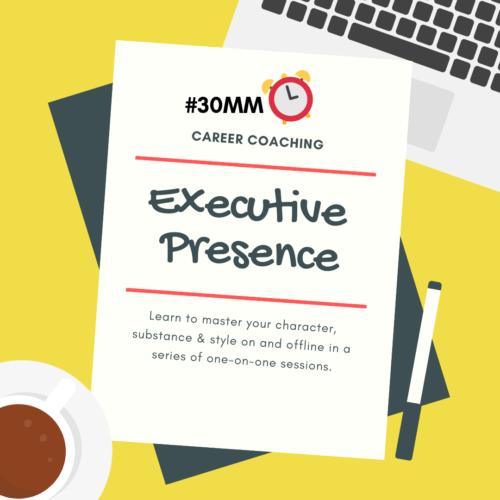 #30MM Exec Presence