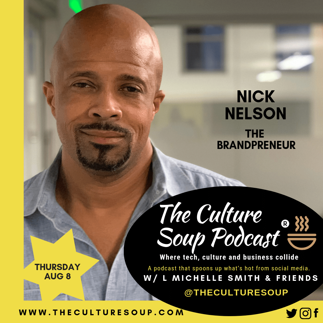 Ep 45: Meet the Brandpreneur with Nick Nelson