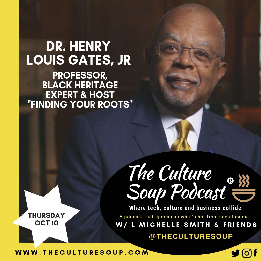 Ep 57: The Human Genome Makes Us All the Same with Dr. Henry Louis Gates, Jr
