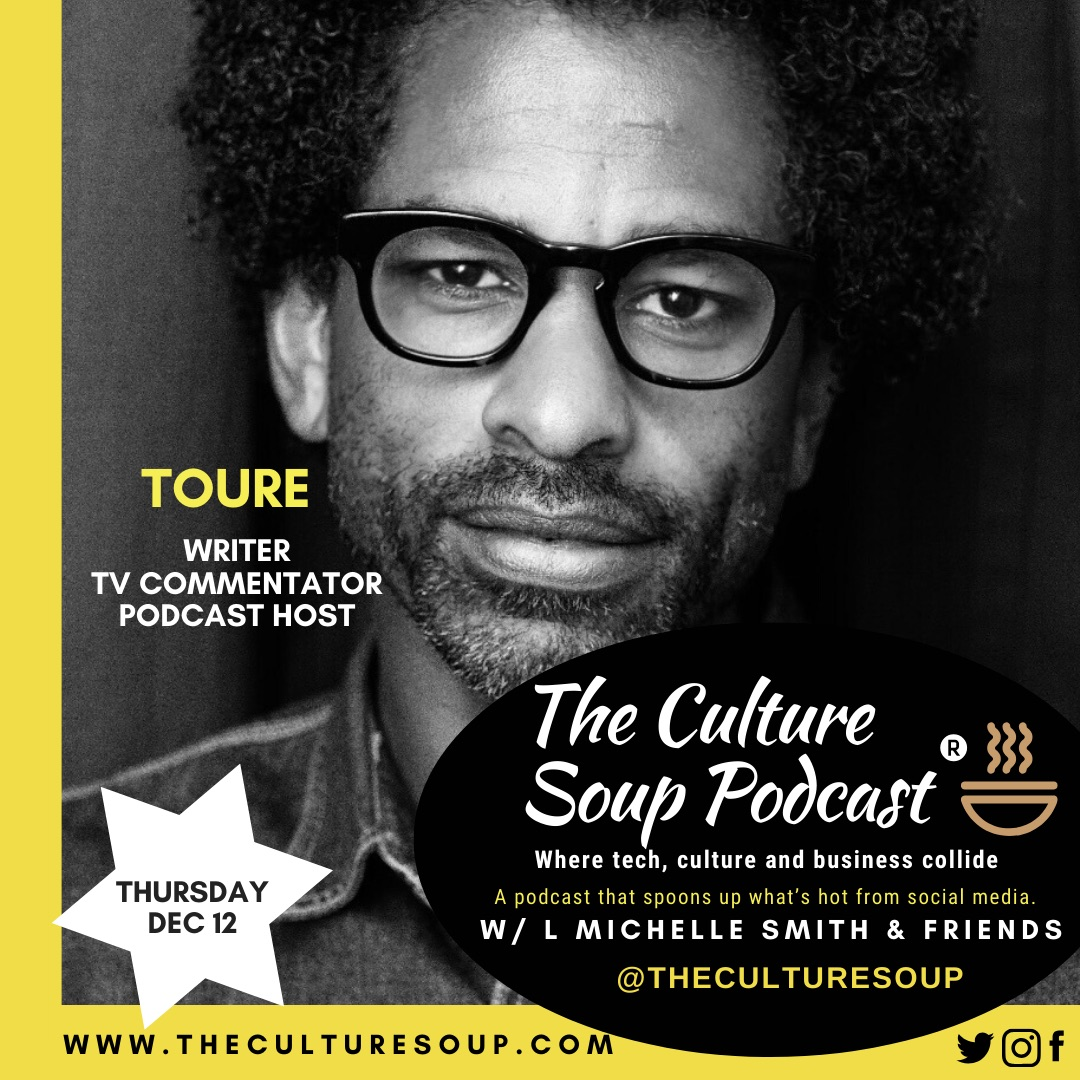 Ep 69: Of Confessions and Transparency with Toure