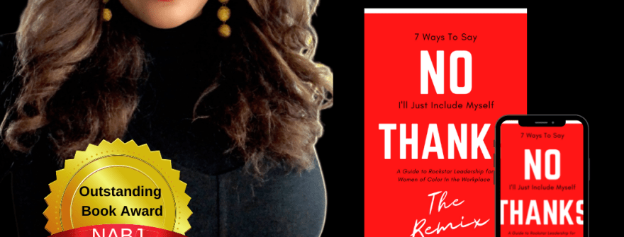 NABJ Selects No Thanks for its Outstanding Book Award 2021
