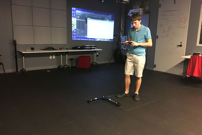 Placing the ground plane