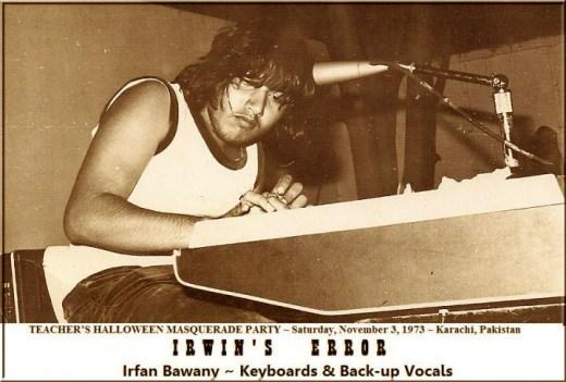 Irwin's Error ~ 1970s | LMKonline