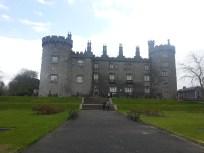 Kilkenny Castle, Ireland.