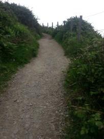 Greystones to Brey walk, Ireland