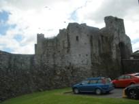 Trim Castle, Ireland.