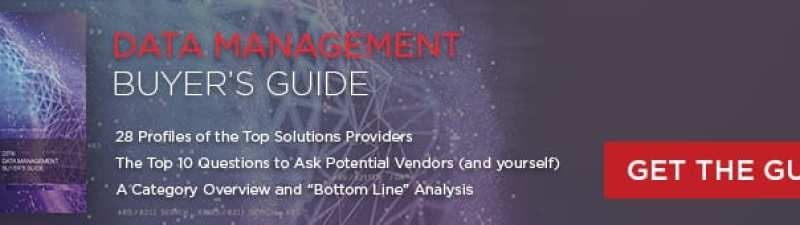 Download Link to Data Management Buyers Guide