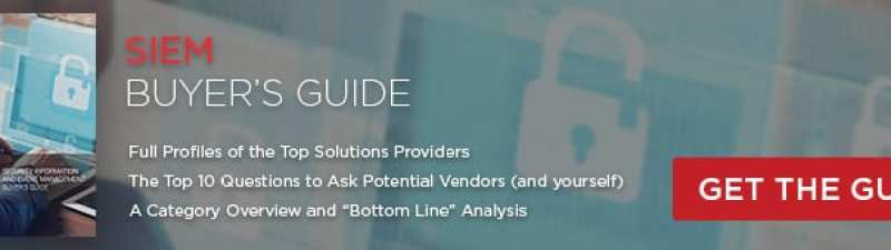 Download Link to SIEM Buyers Guide