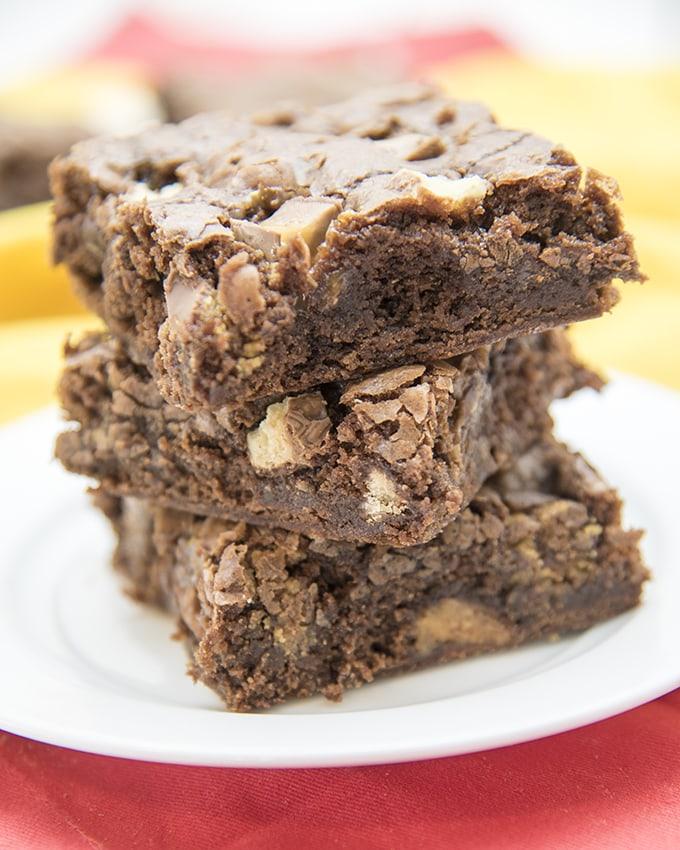 Jazz Up Boxed Brownies