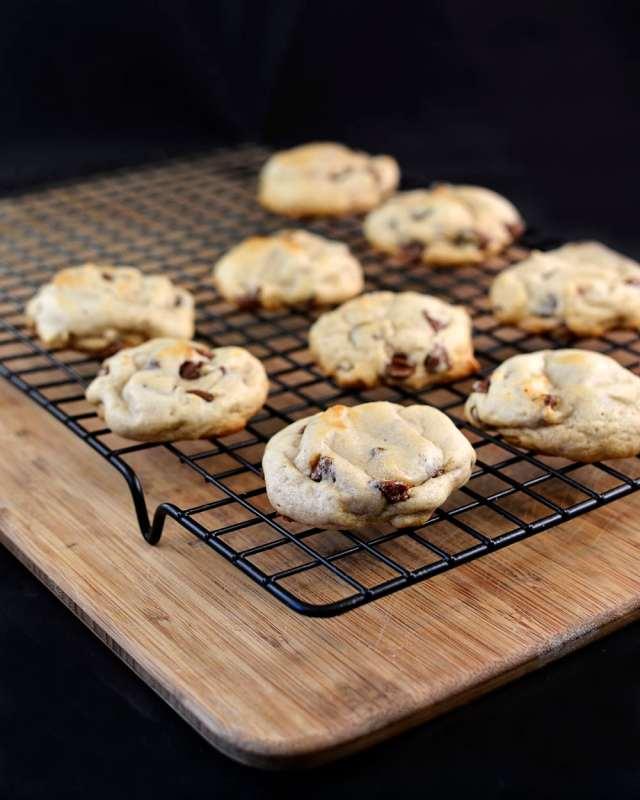Applesauce Chocolate Chip Cookies