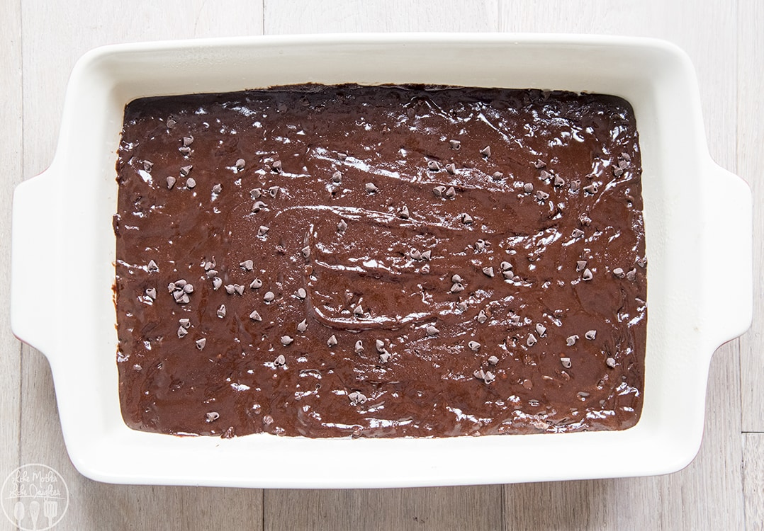 Homemade Chocolate Brownie Recipe