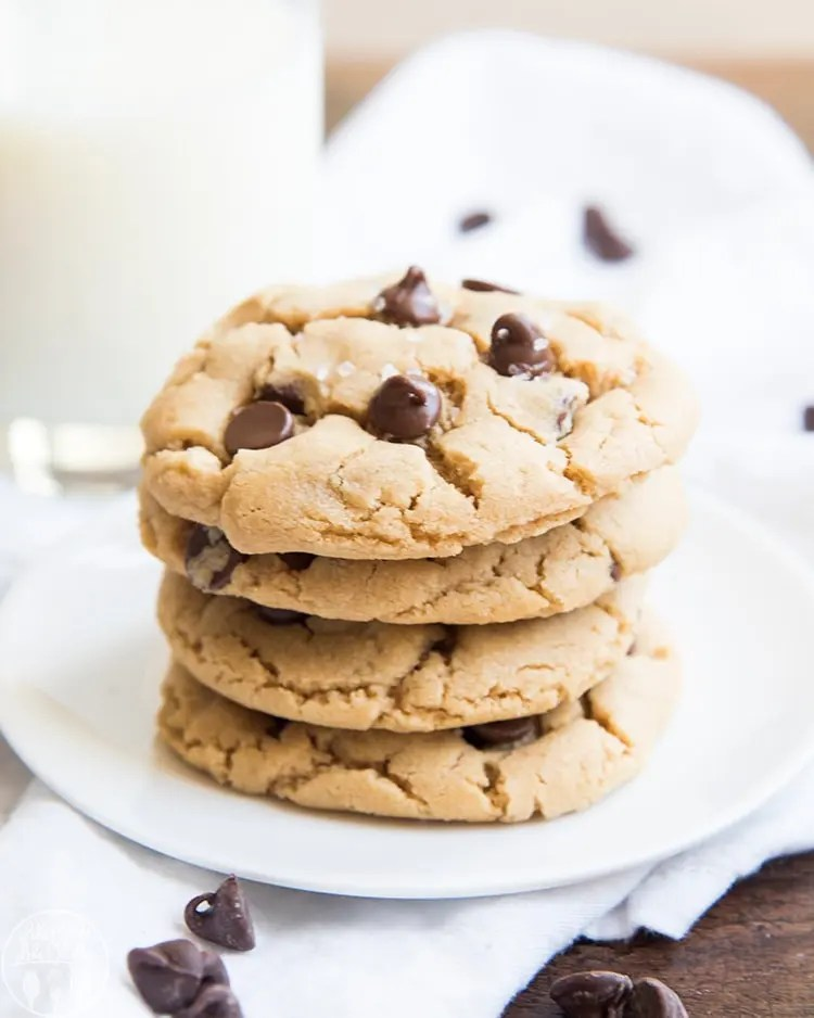 Small Batch Peanut Butter Cookie Recipe