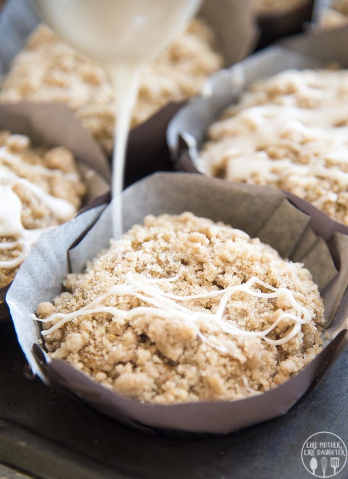 Easy pumpkin muffins are the perfect fall breakfast or brunch!
