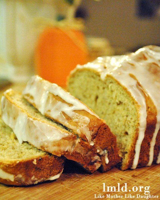Pineapple-Guava Sweet Bread