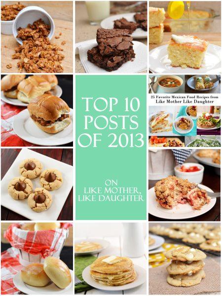 top 10 2013 square