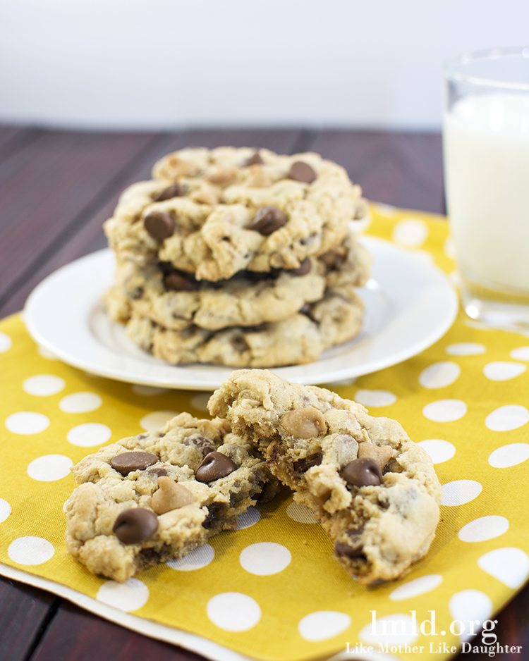 Monster Cookies for Two