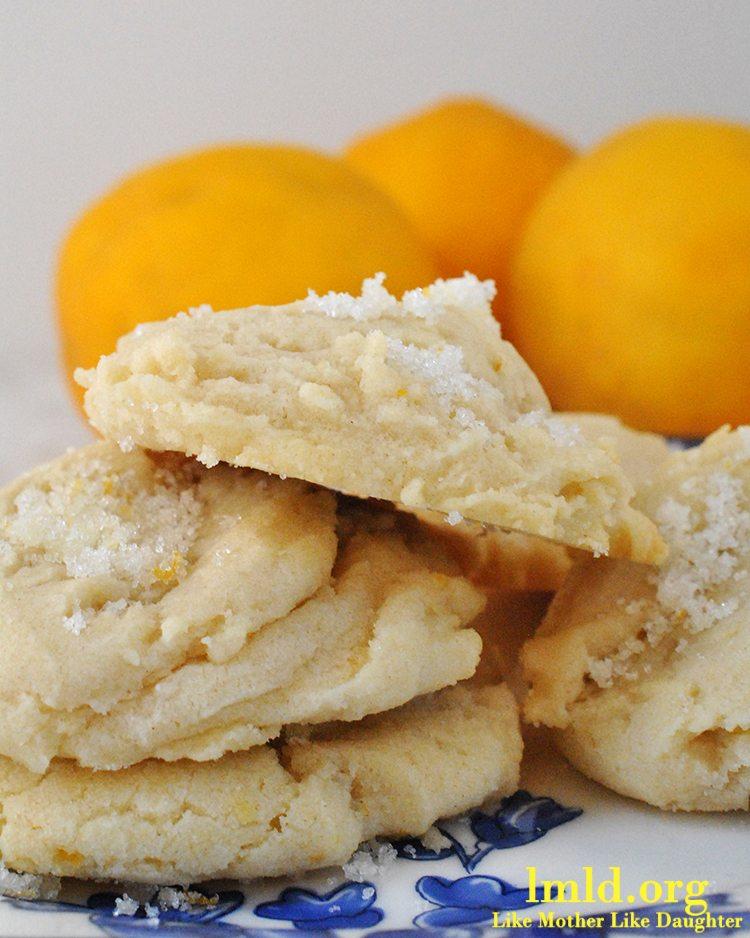 lemon sugar cookies5
