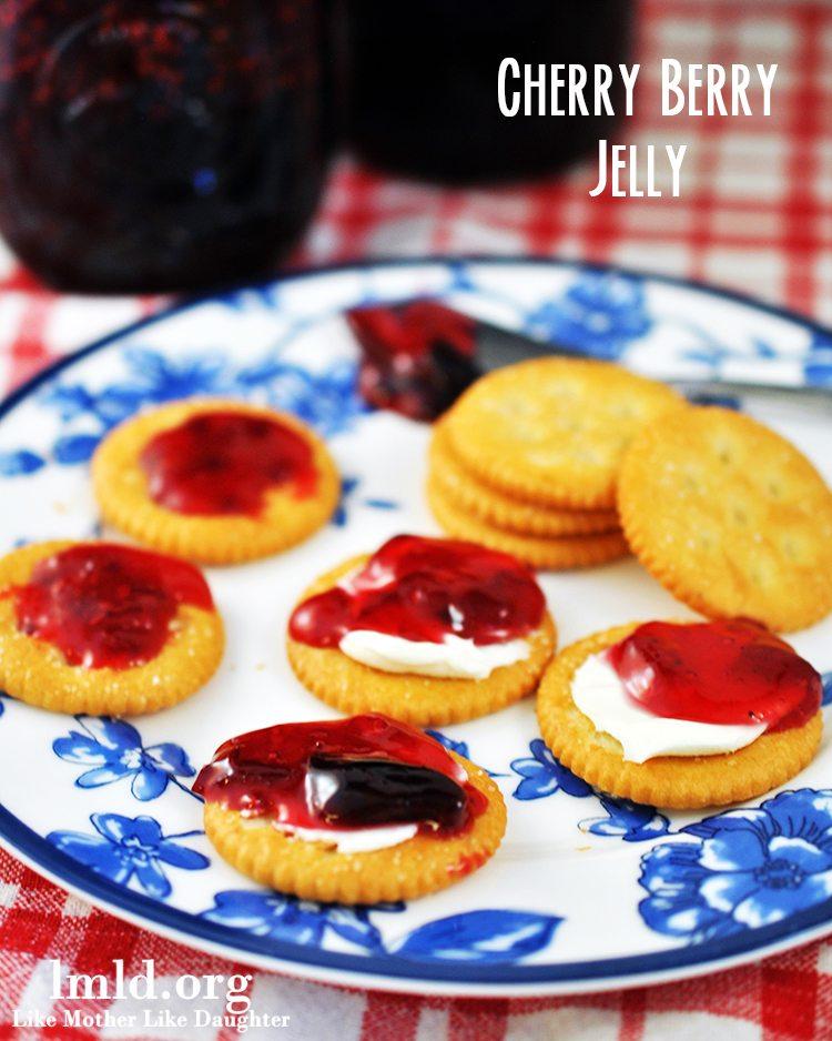 cherry berry jelly1