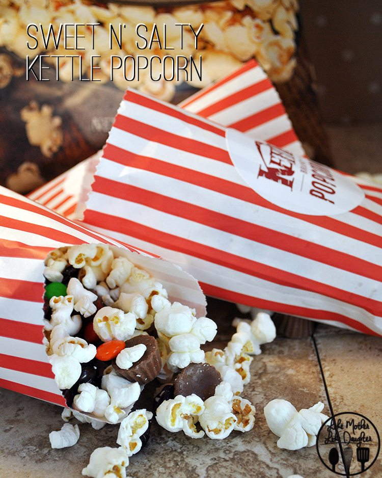 Sweet n Salty Kettle Popcorn