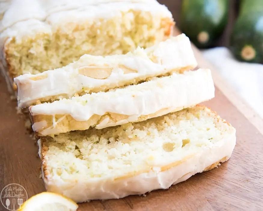 Lemon Zucchini Bread Recipe