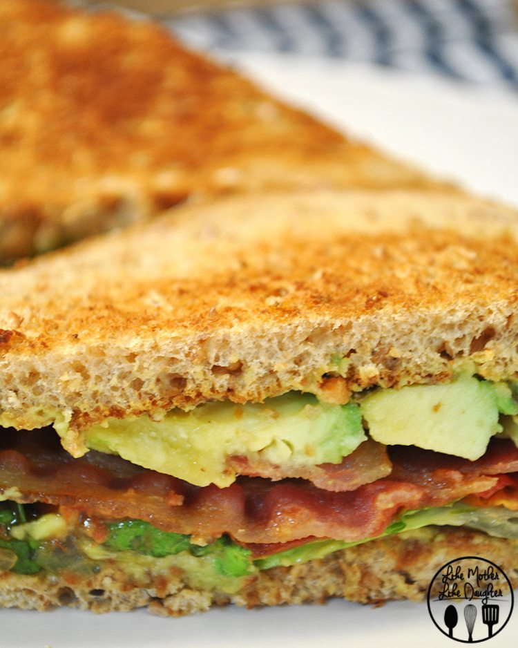 Roasted Tomato BLAT4