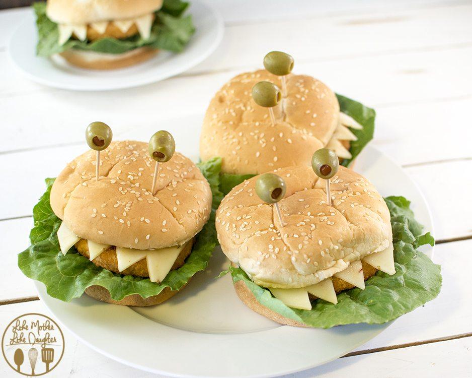 chicken sandwich monsters 3