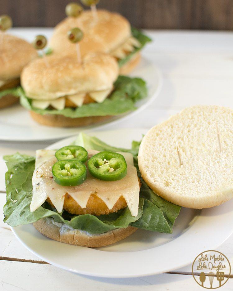 chicken sandwich monsters 4