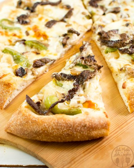 philly cheese steak pizza5