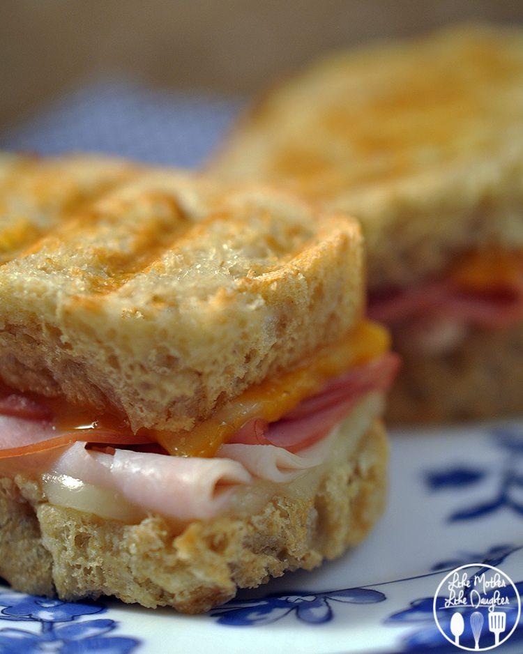 grilled club sandwich 2