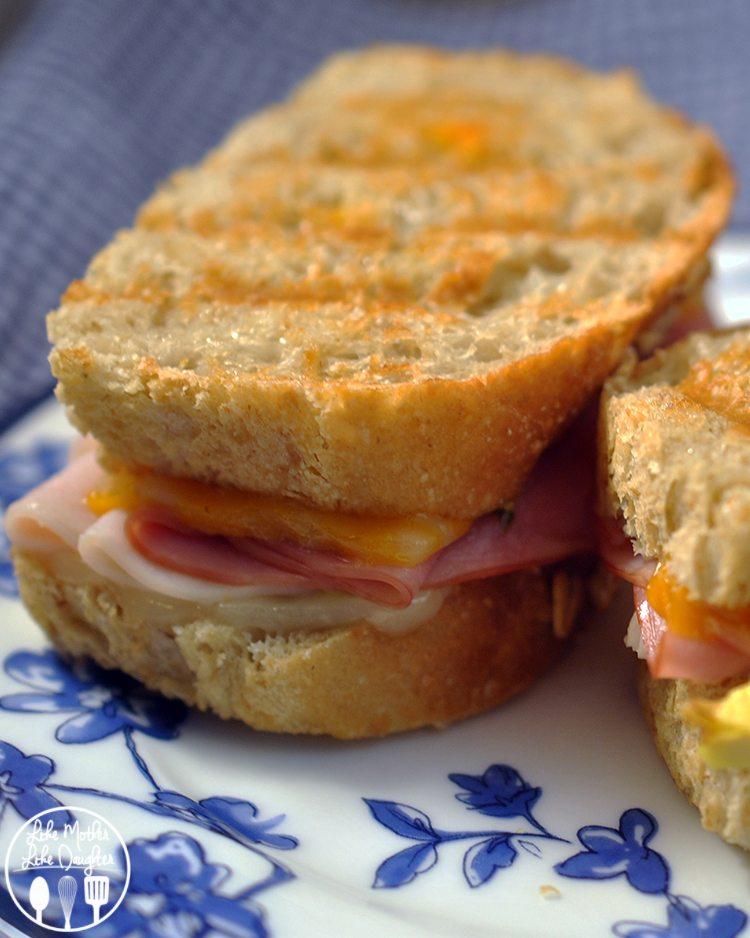 grilled club sandwich 4