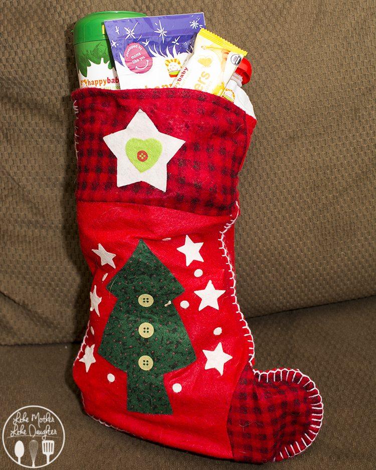 happy family stocking