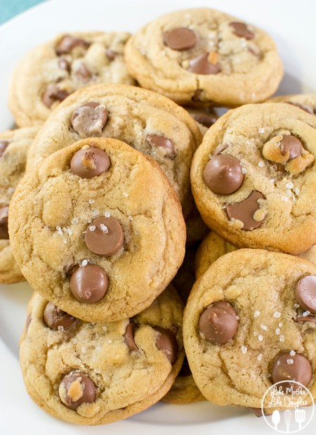 chocolate chip cookies with sea salt 1