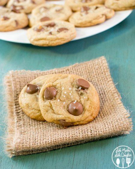 chocolate chip cookies with sea salt 3