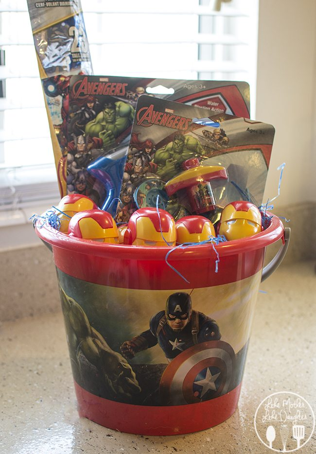 avengers easter basket 10